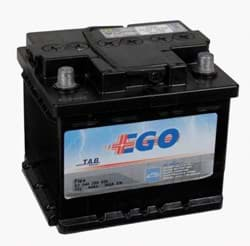 Picture of 12 volt /44Amp 360A start battery (W:20,7 L:18 H:18)