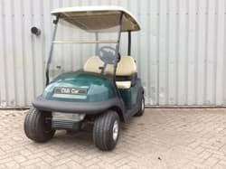 Picture of Used - 2009 - Electric - Club Car Precedent Villager 4 with light kit - Green